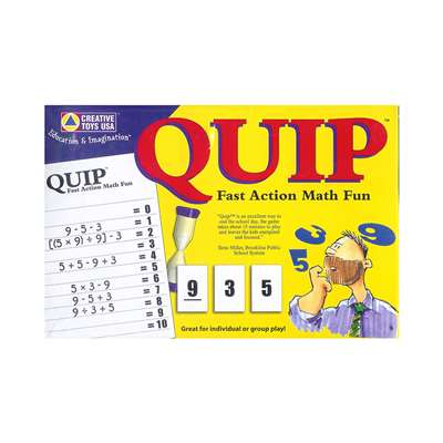 Quip By Learning Advantage