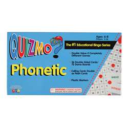 Quizmo Phonetic By Learning Advantage