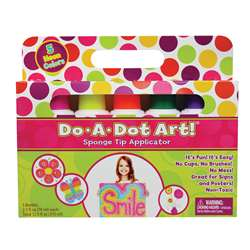 Do-A-Dot Art Fluorescent 5 Pack By Do-A-Dot Art