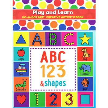 Play And Learn Act. Book By Do-A-Dot Art