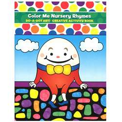 Color Me Nursery Rhymes Activi By Do-A-Dot Art