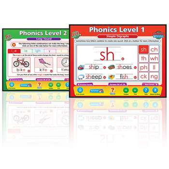 Phonics Interactive Whiteboards By Daydream Education