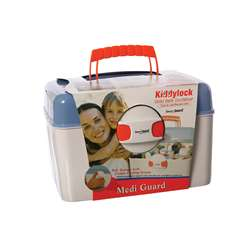 Kiddy Lock Medi-Guard Child Safe Container, DB-F353