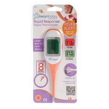 Rapid Response Digital Thermometer By Dream Baby - Tee Zed
