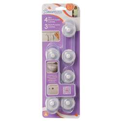 Multipurpose Latches Value 7/Pack By Dream Baby - Tee Zed