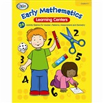 Early Mathematics Learning Centers Gr K-1 By Didax