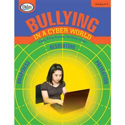 Bullying In A Cyber World Gr 4-5 By Didax