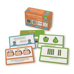 Base Ten Common Core Collaborative Cards By Didax