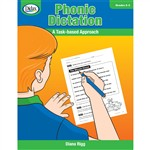 Phonic Dictation Book Series Grades 2 - 3 By Didax