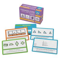 Geometry Common Core Collaborative Cards, DD-211528