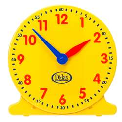 "12"" Demonstration Clock, DD-211552"
