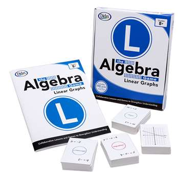The Algebra Game Linear Graphs, DD-211753