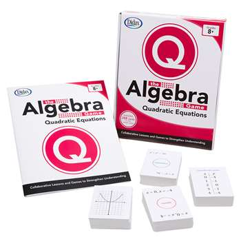 Algebra Gm Quadratic Equation Basic, DD-211754