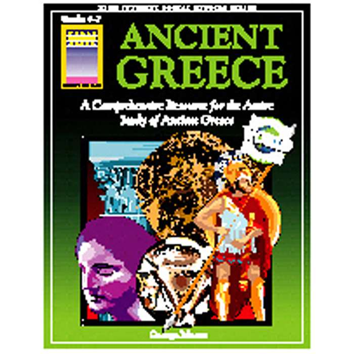 Book Ancient Greece Gr 4 - 7 By Didax