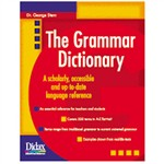The Grammar Dictionary By Didax