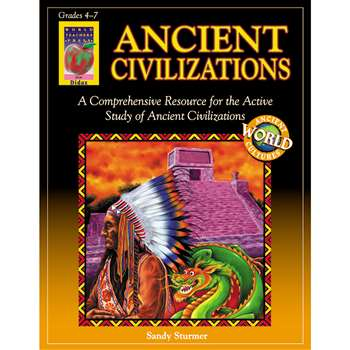 Book Ancient Civilizations Gr 4 - 7 By Didax