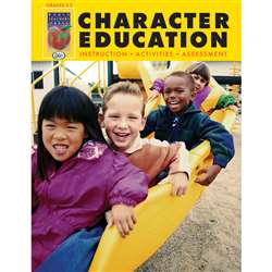 Character Education Grades 2-4 By Didax