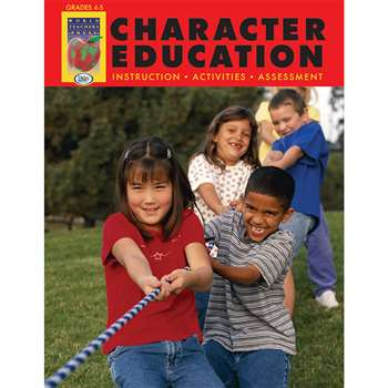 Character Education Grades 4-6 By Didax