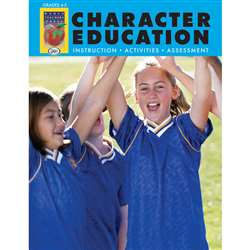 Character Education Grades 6-8 By Didax