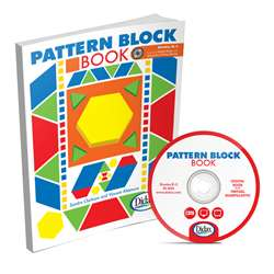 Pattern Block Book By Didax