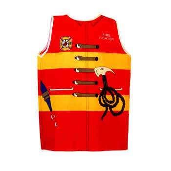 Costumes Fire Fighter By Dexter Educational Toys
