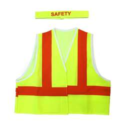 Safety Jacket Costume By Dexter Educational Toys