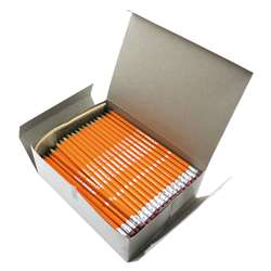 Dixon Oriole Pencils Pre Sharpened Box Of 144 By Dixon Ticonderoga