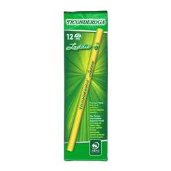 Laddie Pencil W/O Eraser By Dixon Ticonderoga