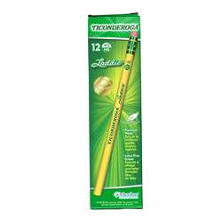 Laddie Pencil With Eraser By Dixon Ticonderoga