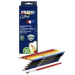 Prang Watercolor Pencils 12 Colors By Dixon Ticonderoga