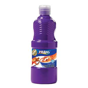 Prang Washable Finger Paint 16 Oz Violet By Dixon Ticonderoga