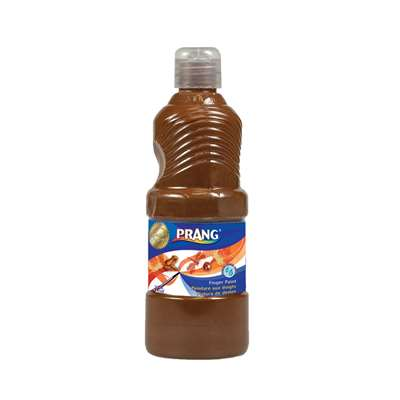 Prang Washable Finger Paint 16 Oz Brown By Dixon Ticonderoga