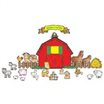 Farm Friends Bulletin Board Set By Carson Dellosa