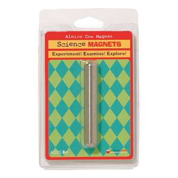 Science Magnets Alnico Cow Magnet By Dowling Magnets