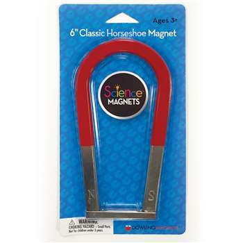 Classic Horseshoe Magnet By Dowling Magnets