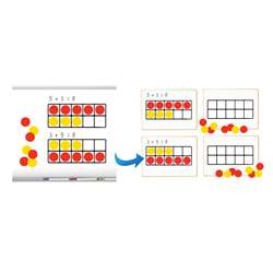 Ten Frames Magnet Math Set, DO-732170