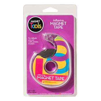 Magnet Tape 3/4 X 25 Adhesive Back By Dowling Magnets