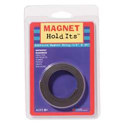 1/2 X 30 Roll Magnet Strip With Adhesive By Dowling Magnets