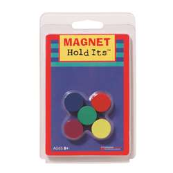 Ten 3/4 Ceramic Disc Magnets By Dowling Magnets
