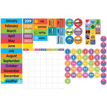 Magnet Tools Giant Magnetic Calendar Set, DO-735025