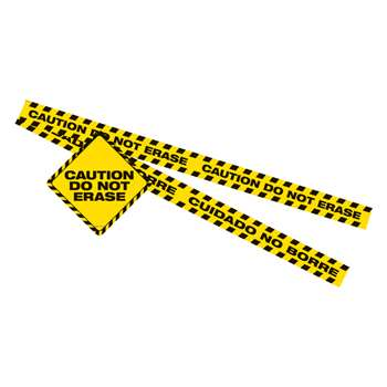 Caution Do Not Erase Magnet Set, DO-735208