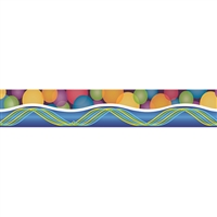 Circles & Ribbons Magnetic Borders 12St, DO-735302