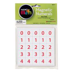 Magnet Numerals By Dowling Magnets