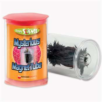 Mysterious Magnet Tube Ages 6 & Up By Dowling Magnets