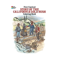The Story Of The California Gold Rush Historical C, DP-258149