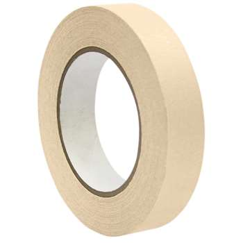 Premium Masking Tape White 1X60Yd By Dss Distributing
