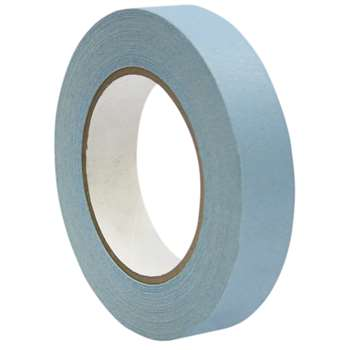 Premium Masking Tape Lt Blue 1X60Yd By Dss Distributing
