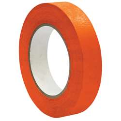 Premium Masking Tape Orange 1X60Yd By Dss Distributing