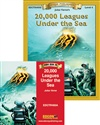 20000 Leagues Under Th The Classic Series Workbook & Cd Level 4.0-5.0 By Edcon Publishing Group