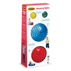 Sensory Ball Mega Pack By Edushape
